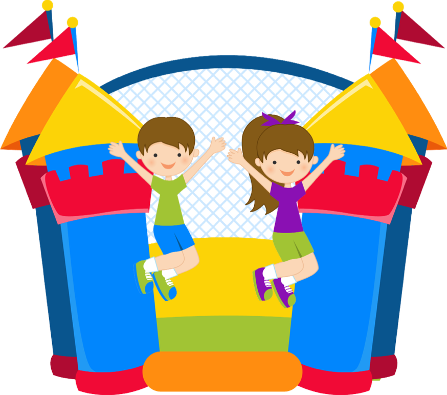 free bounce house clipart - photo #27